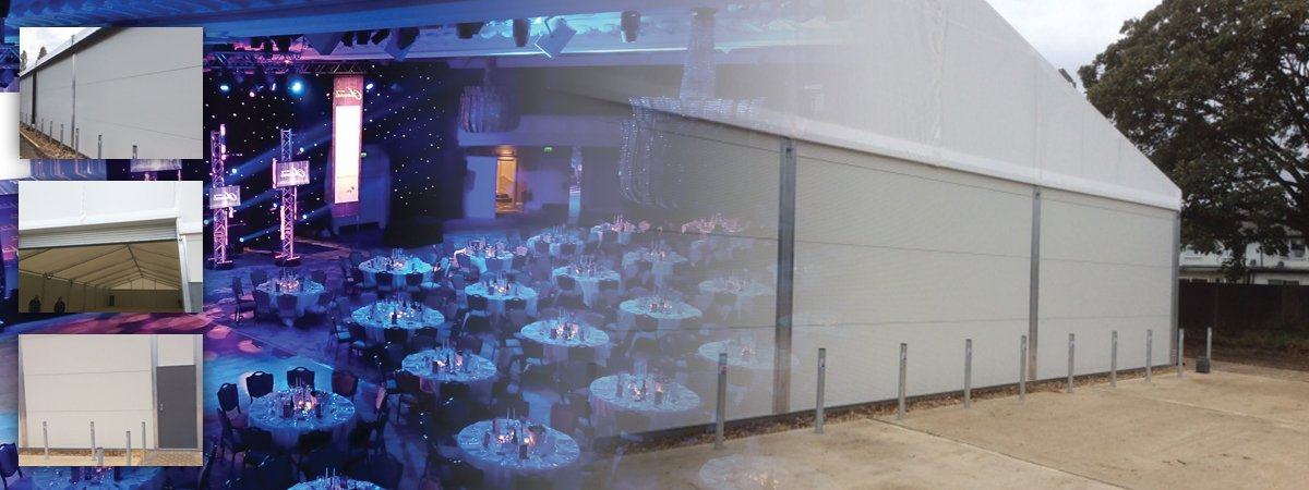 Temporary storage building accommodates 4 Star Heathrow hotel with vital space