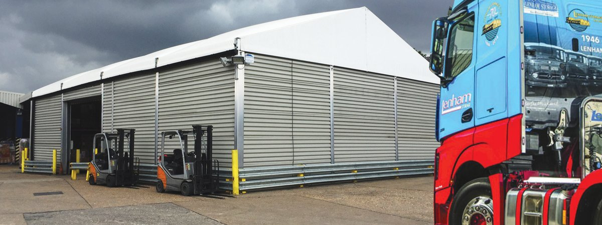 When the UK's leading consolidators of ambient grocery and FMCG storage need more space – who do they call?